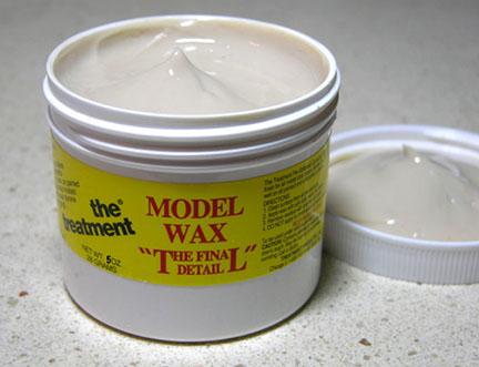 model-wax