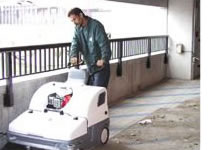 Interior/Exterior Power Sweeping Toronto
