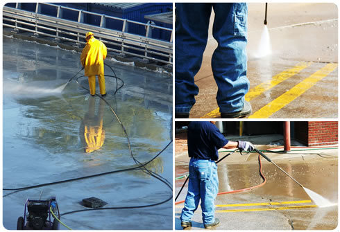 Pressure Washing Mississauga