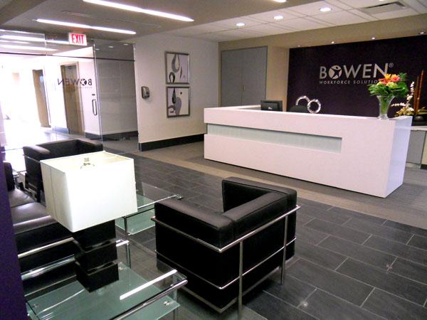 labbe-leech interiors ltd. | office renovation, bowen workforce