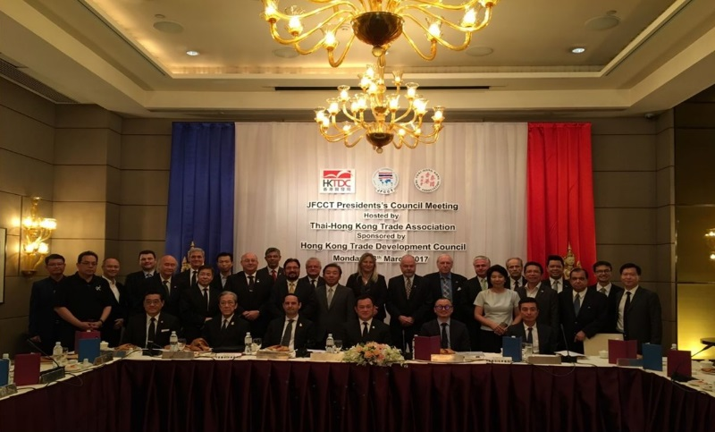 JFCCT-Presidents'-Council-Meeting-hosted-by-Thai-Hong-Kong-Trade-Association