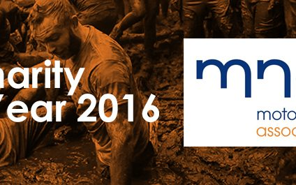 A Year of Fundraising for The MNDA