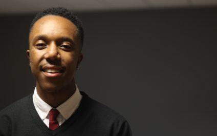 Meet our new 'Marketing Executive' – Jahmel Coleman
