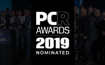 We've been nominated for the PCR Awards 2019!