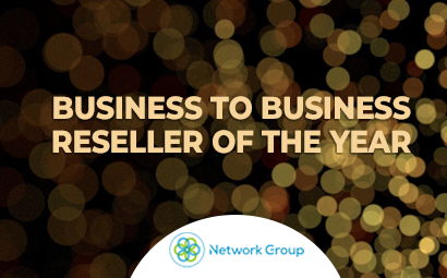 ATG-IT win B2B Reseller of the year   Network Group Awards
