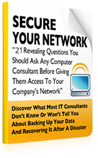 Secure Your Network - Parsippany-Troy Hills