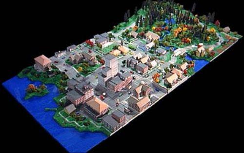 Parvia Design - New City