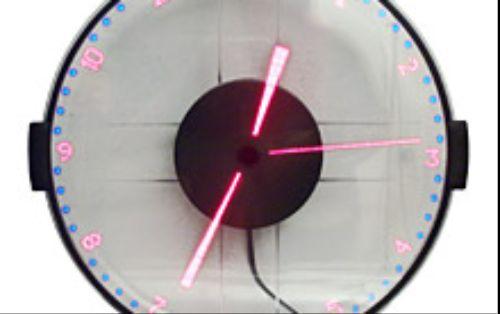 Virtual Clock - New City