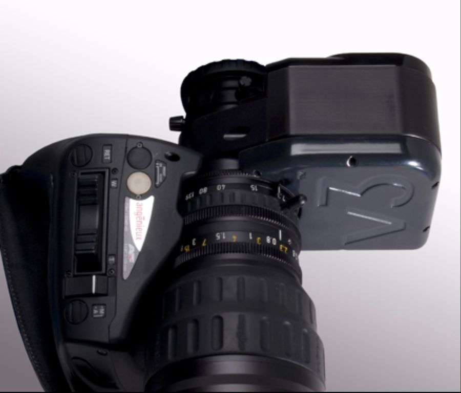 The AX series -- ENG style lenses with V3 parallax scanning embedded.
