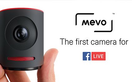 Shiny New Gadget of the Month: Mevo Puts You in the Director's Chair