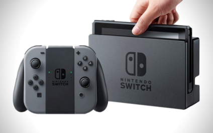Handheld? Console? No, it's…Switch!