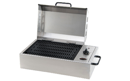 SHINY NEW GADGET OF THE MONTH: An Indoor, No-Hassle Cookout: The Kenyon City Grill