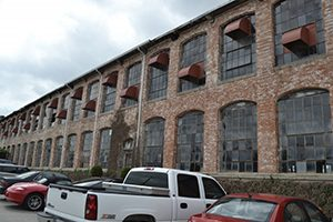 Image of The McKinney Cotton Mill, McKinney, Texas