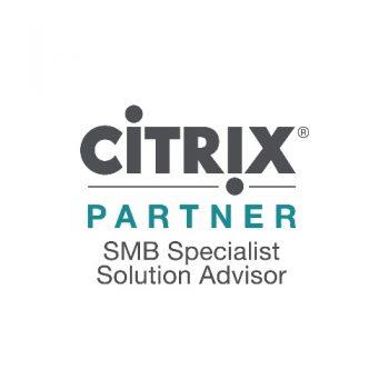 Citrix Partner, SMB Specialist Solution Advisor