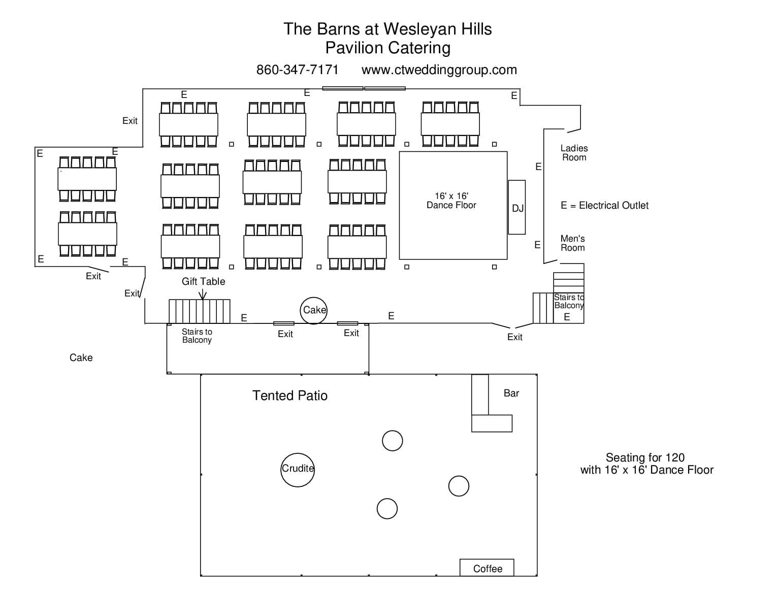 117_11348_Barns-at-Wesleyan-Hills-Farm-Wood-Table-Floor-Plan-Option-2-001