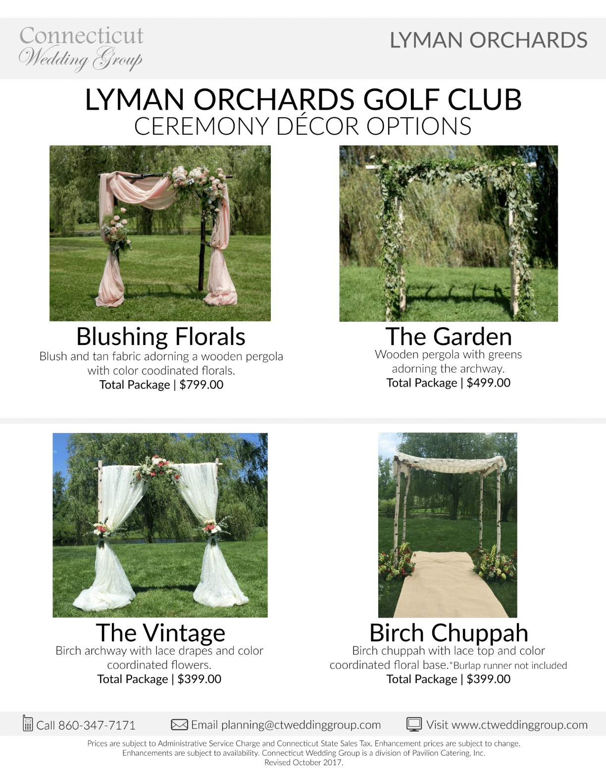 Lyman-Orchards-Golf-Club-Ceremony-Decor-Packages_2018-1