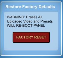 FactoryReset