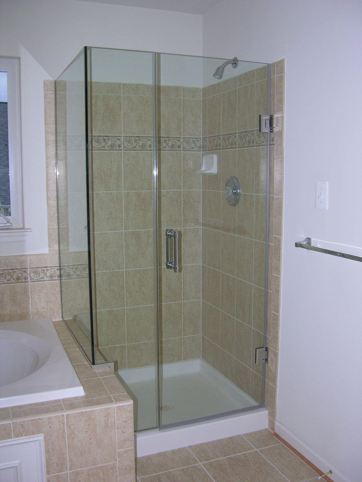All Glass Door Panel & Return-min
