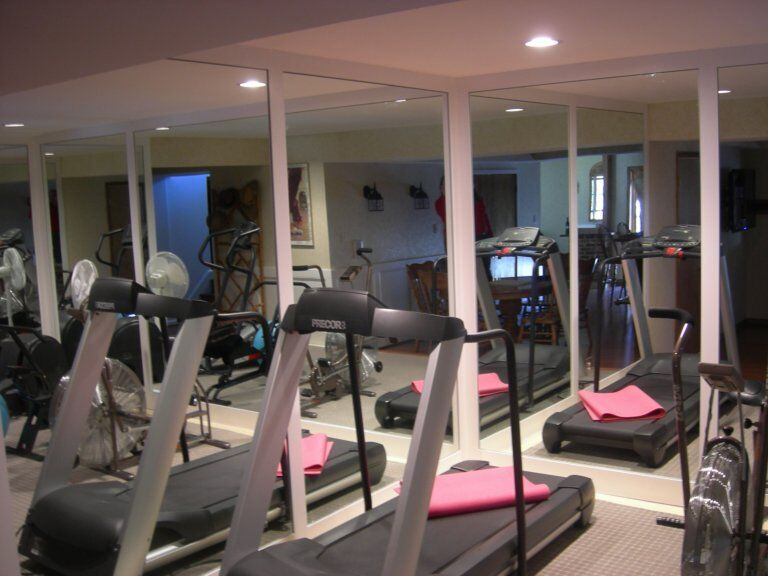 Exercise Room Mirrors-min