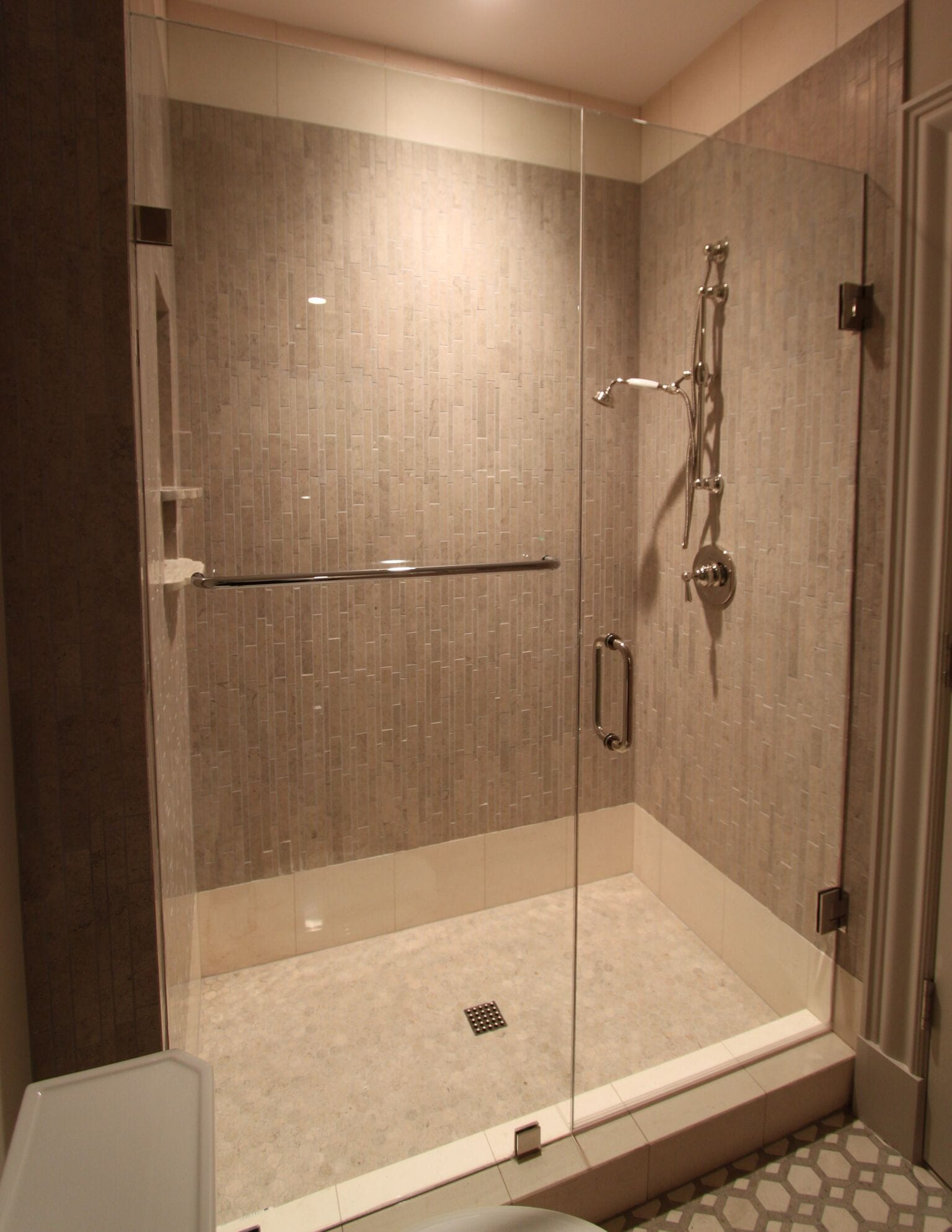 Frameless Shower Enclosures - Rockville, Gaithersburg, Potomac | Bel ...