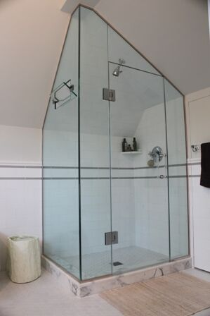 Frameless Steam Shower - reduced size-min