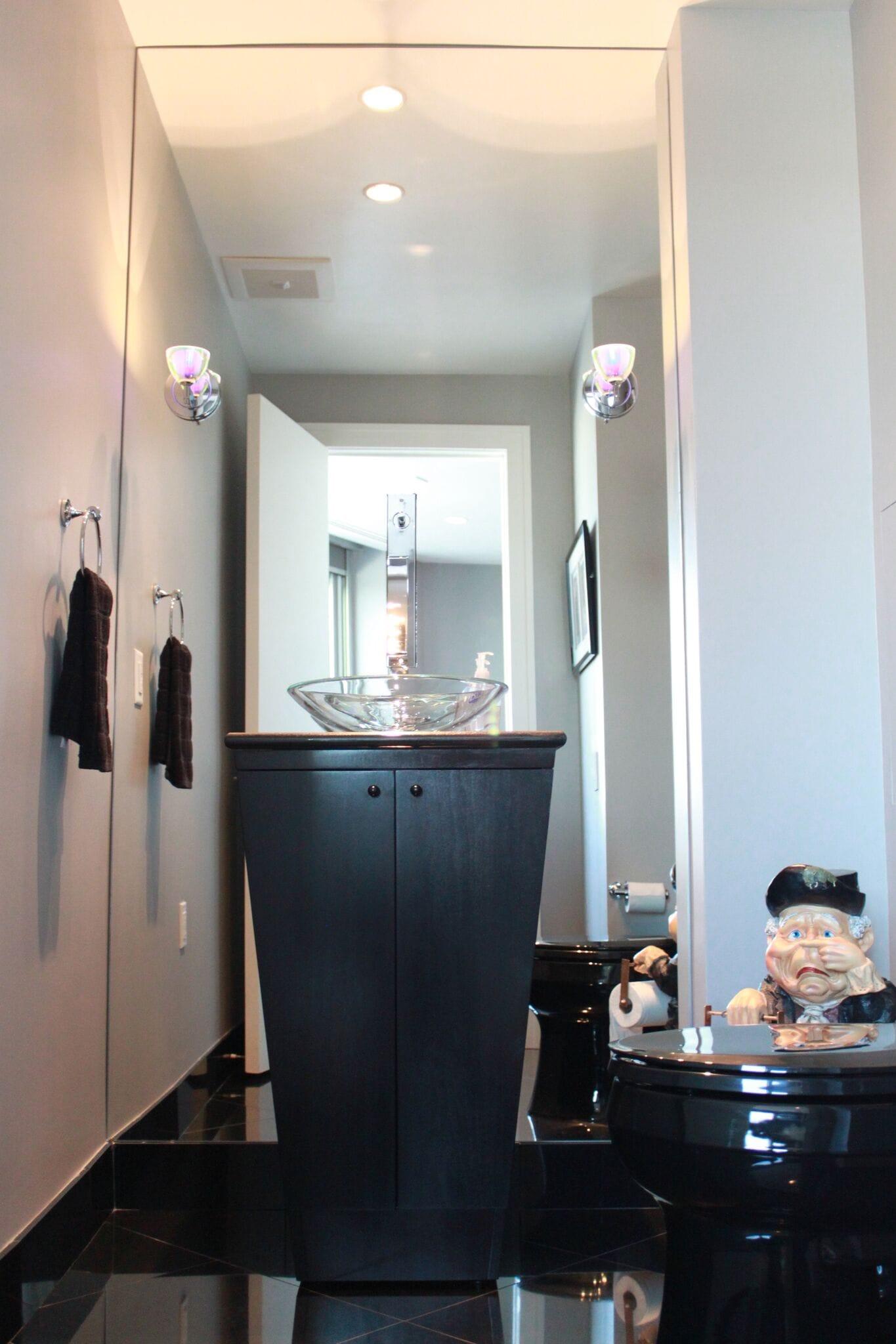 Powder Room Mirror - Site Const-min