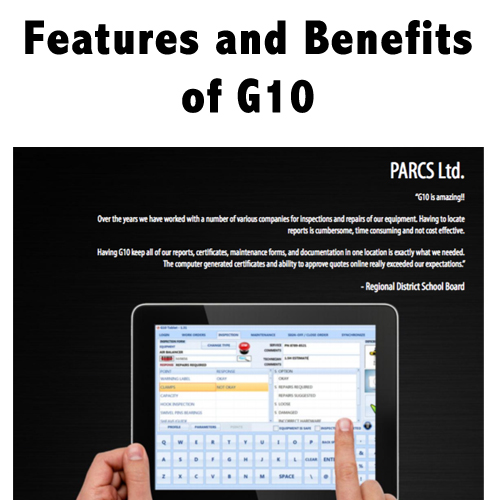 benefits of G10