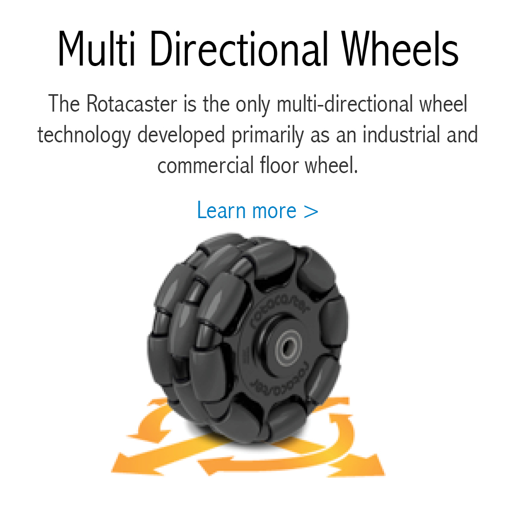 Multi Directional Wheels