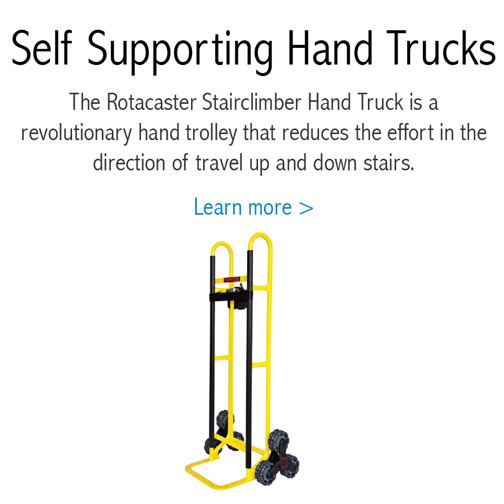 Self Supporting Hand Trucks