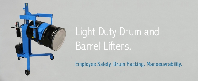 Light Duty Barrel Lifting