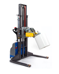 Master Lift and Turn Roll Handler