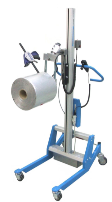 Anti-Telescopic Attachment for Roll Handling