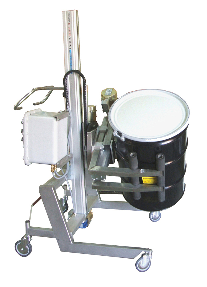 Explosion Proof Drum Lifter