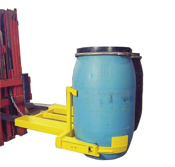 Eagle Poly Grip Forklift Drum Handling Attachment