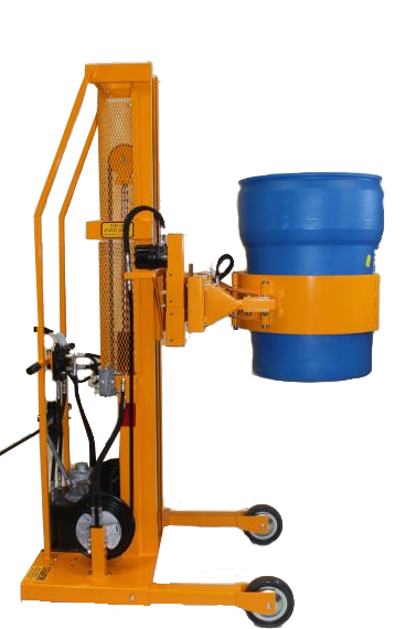 Easy Lift Air Powered Drum Handling Unit