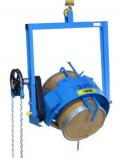 Adjustable Below-the-Hook Barrel Lifer