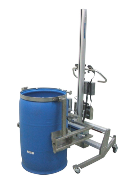 Plastic and Fiber Drum Handling
