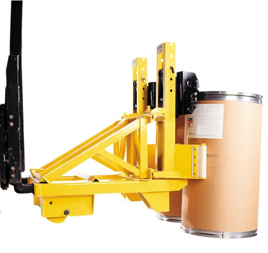Quick-Claw Safety System Drum Handling Unit