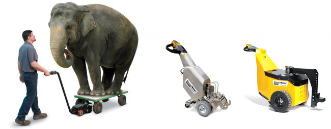 Powered Cart Movers