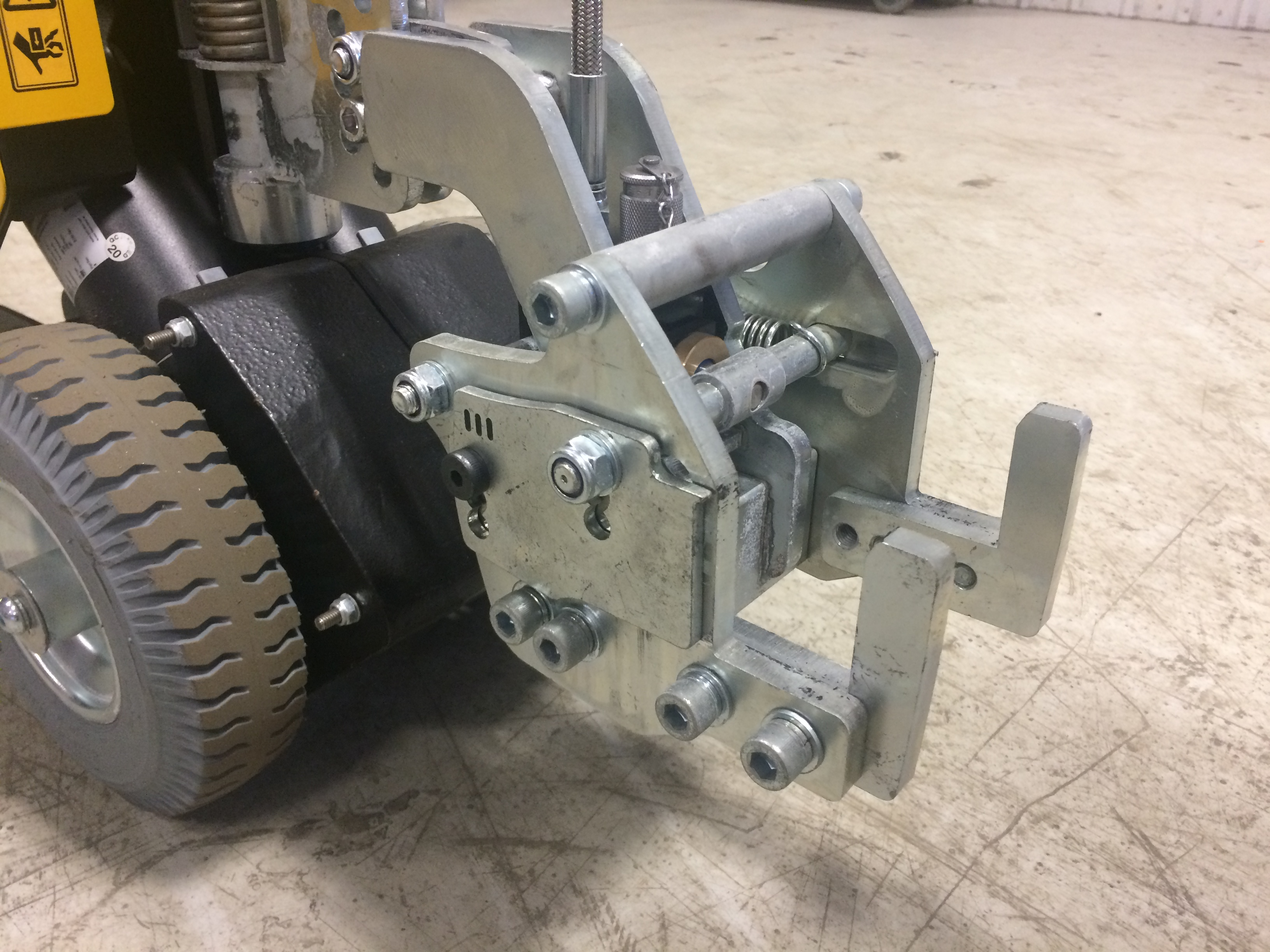 Powered Cart Mover