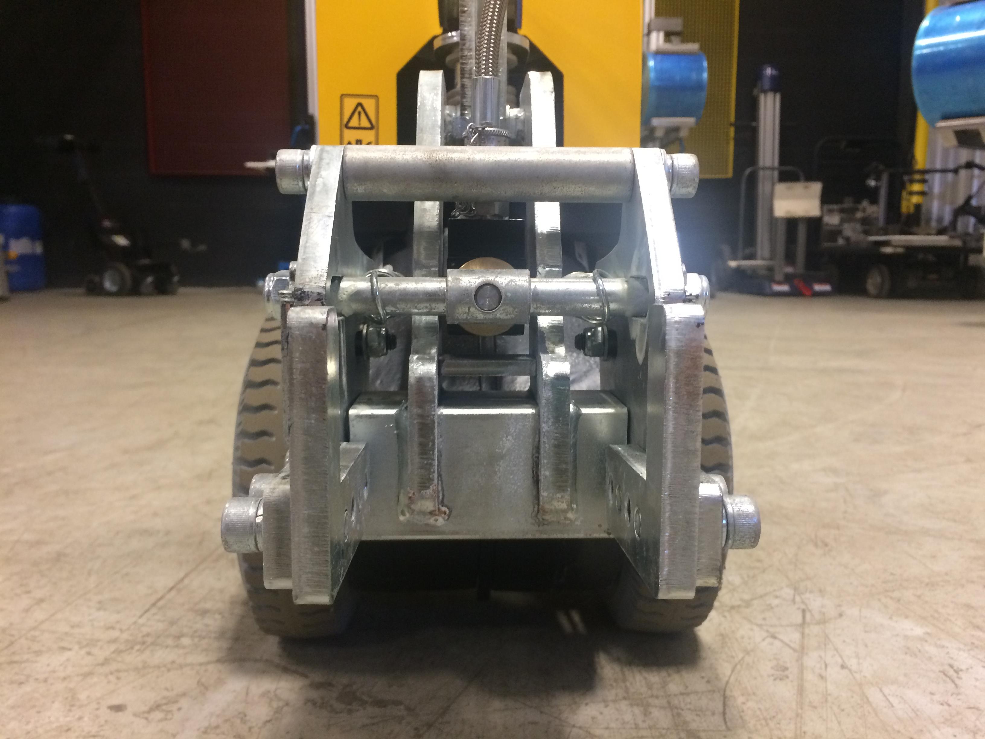 Linen Cart Mover