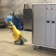 Powered Cart Mover System