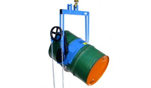 Below-the-Hook Drum Handling