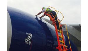 Aircraft Maintenance Stand