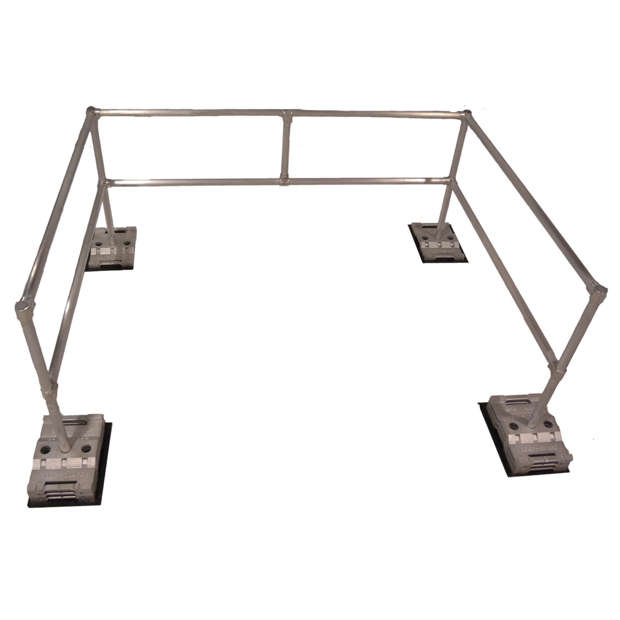 Rooftop Guardrail 9 Foot Kit