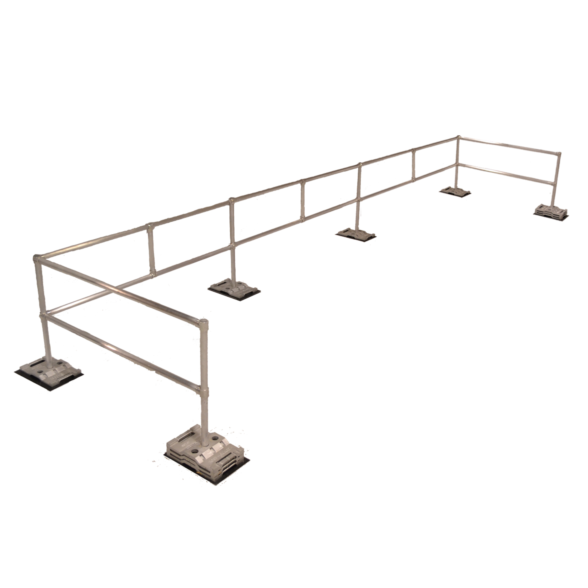 Rooftop Guard Rail Kit 27 Foot