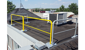RoofGuard X-Press Rails