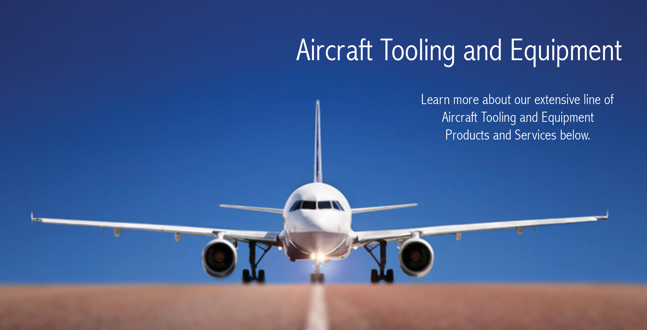 Aircraft Tooling & Equipment