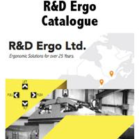 R&D Ergo Catalogue