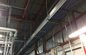 Conveyor Netting System